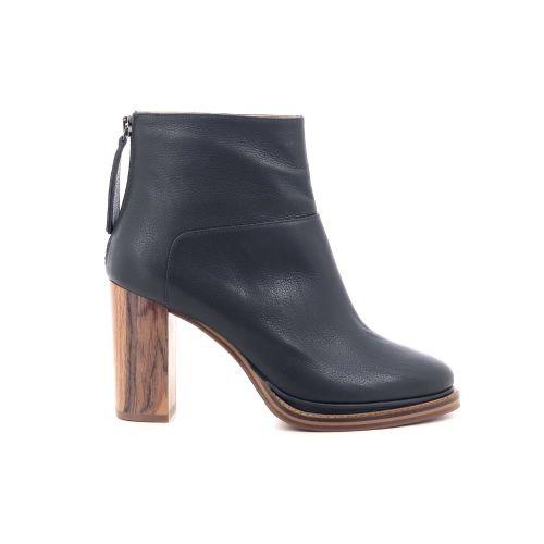 Atelier content damesschoenen boots zwart 211100