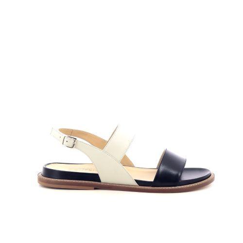 Atelier content damesschoenen sandaal zwart 212977