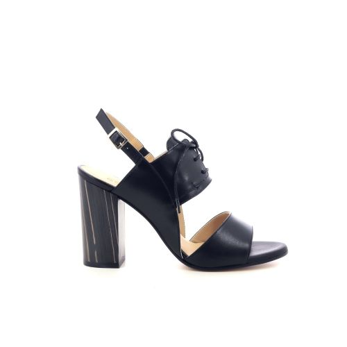 Atelier content damesschoenen sandaal zwart 212989
