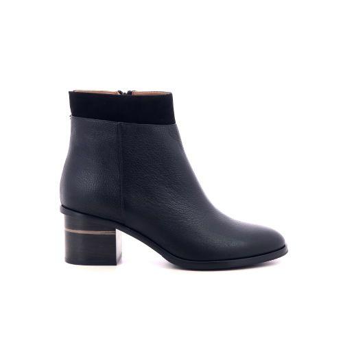 Atelier content damesschoenen boots zwart 218461