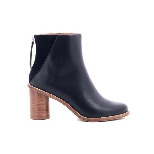 Atelier content damesschoenen boots zwart 218474