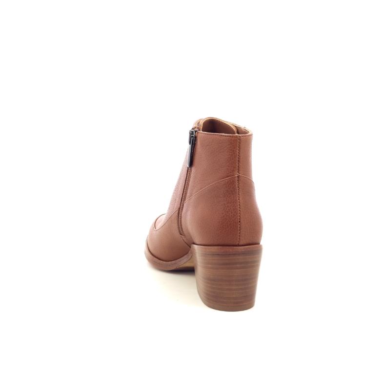 Atelier content damesschoenen boots cognac 201065