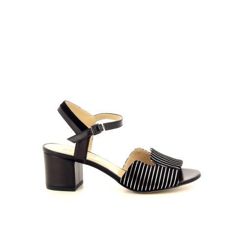 Atelier content  sandaal zwart 193205