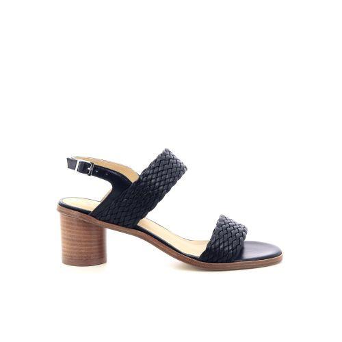 Atelier content  sandaal zwart 203988