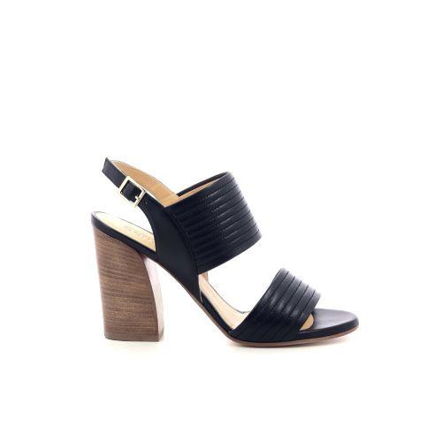Atelier content  sandaal zwart 203998