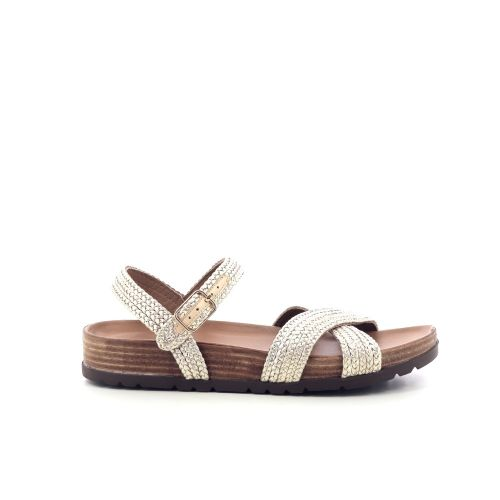 Atelier tropezien damesschoenen sandaal goud 202966