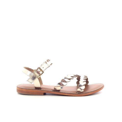 Atelier tropezien damesschoenen sandaal naturel 202969