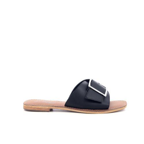 Atelier tropezien damesschoenen sleffer zwart 212689