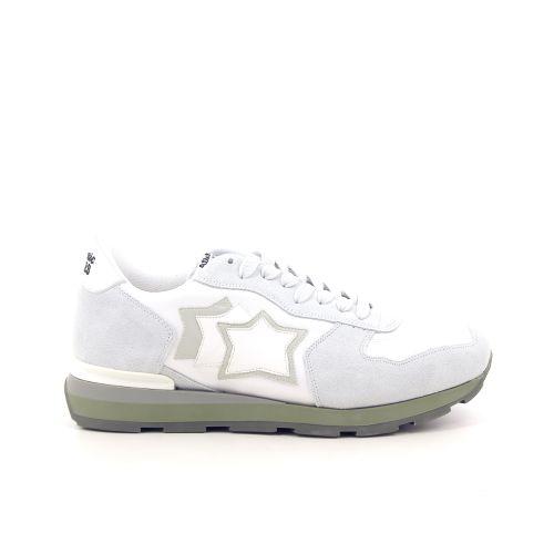 Atlantic stars solden sneaker wit 194153