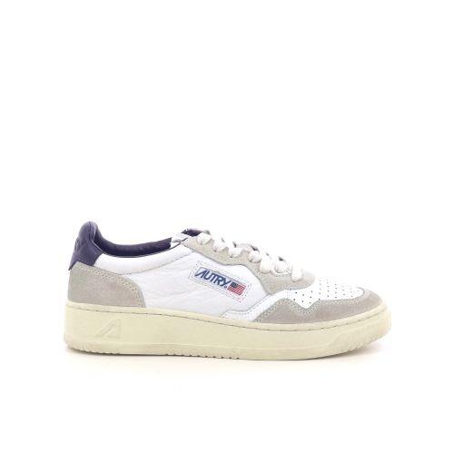 Autry damesschoenen sneaker wit 217665