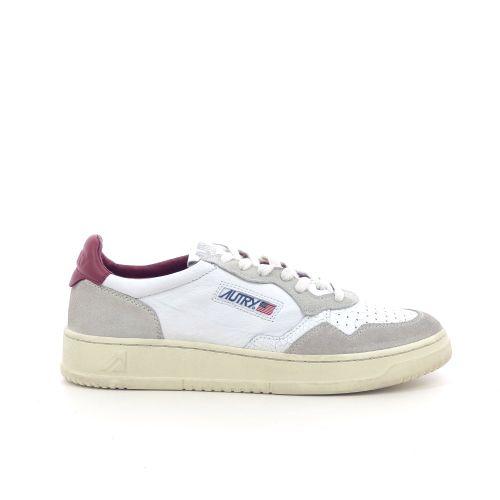 Autry herenschoenen sneaker wit 217666
