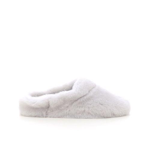 Bamanellos damesschoenen pantoffel beige 210480