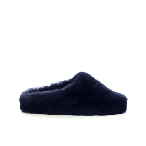 Bamanellos damesschoenen pantoffel grijs 215979