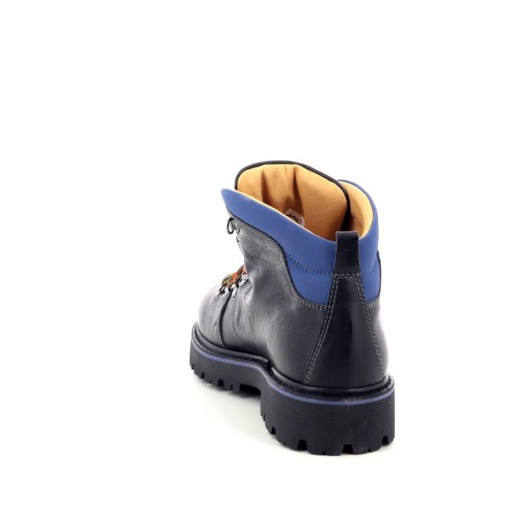 Banaline kinderschoenen boots zwart 200054