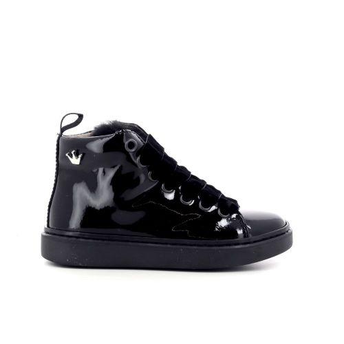 Banaline  sneaker zwart 200055