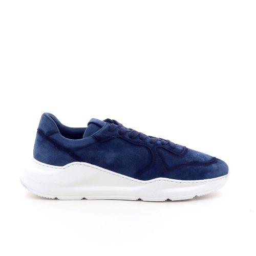 Barracuda herenschoenen sneaker blauw 205771