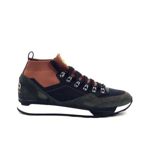 Barracuda  sneaker zwart 199354