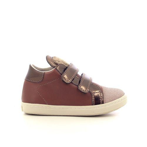 Beberlis  sneaker cognac 218666