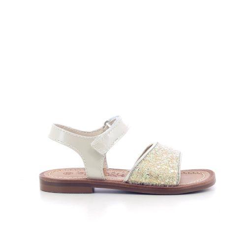 Beberlis  sandaal goud 204757