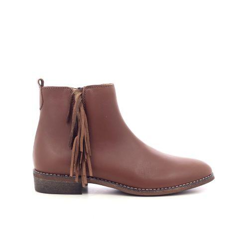 Beberlis kinderschoenen boots cognac 210855