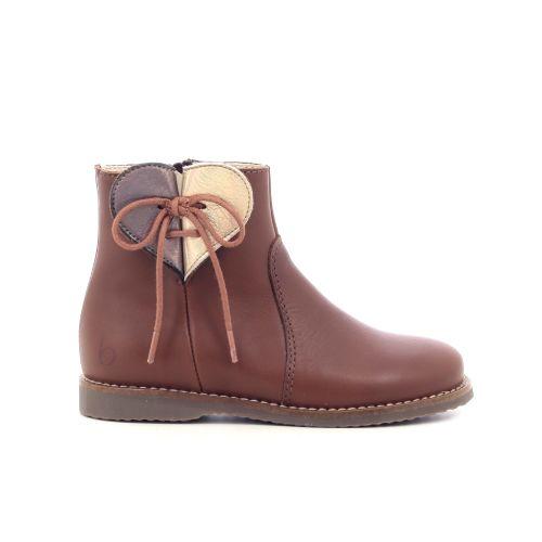Beberlis kinderschoenen boots cognac 210862