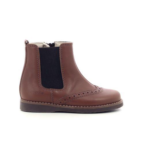 Beberlis kinderschoenen boots cognac 210876