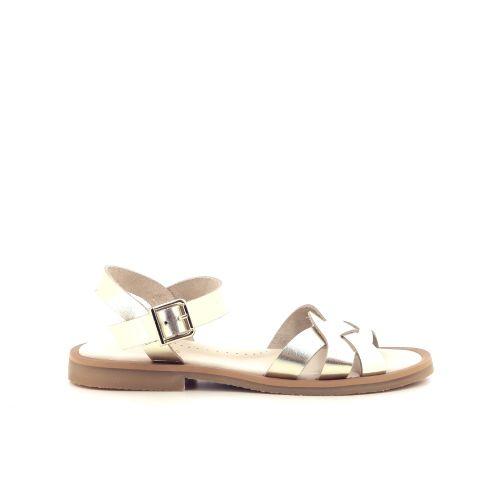 Beberlis kinderschoenen sandaal goud 213564