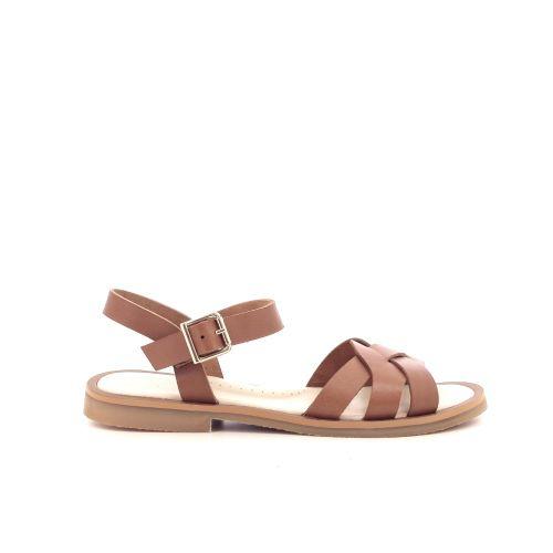 Beberlis kinderschoenen sandaal naturel 213565