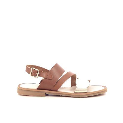 Beberlis kinderschoenen sandaal naturel 213566