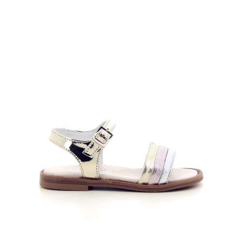 Beberlis kinderschoenen sandaal platino 194176