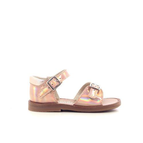Beberlis kinderschoenen sandaal platino 213547