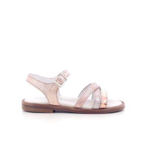 Beberlis kinderschoenen sandaal poederrose 204752