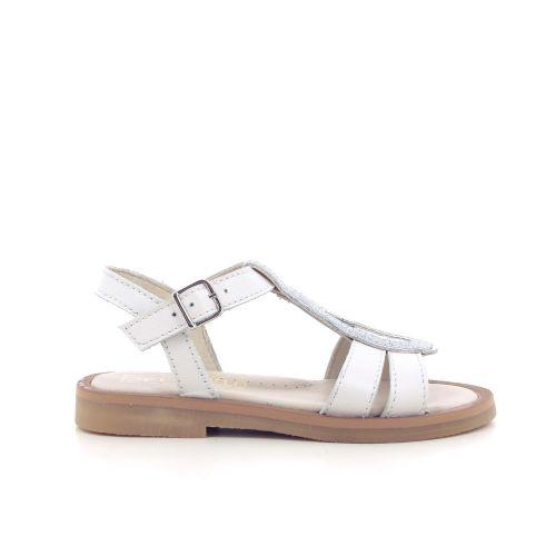 Beberlis kinderschoenen sandaal wit 213562