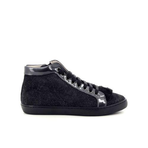 Beberlis kinderschoenen sneaker zwart 189375