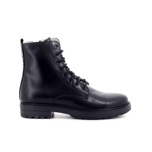Beberlis kinderschoenen boots zwart 210846