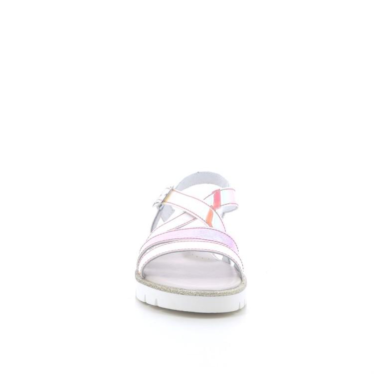 Beberlis kinderschoenen sandaal goud 204767