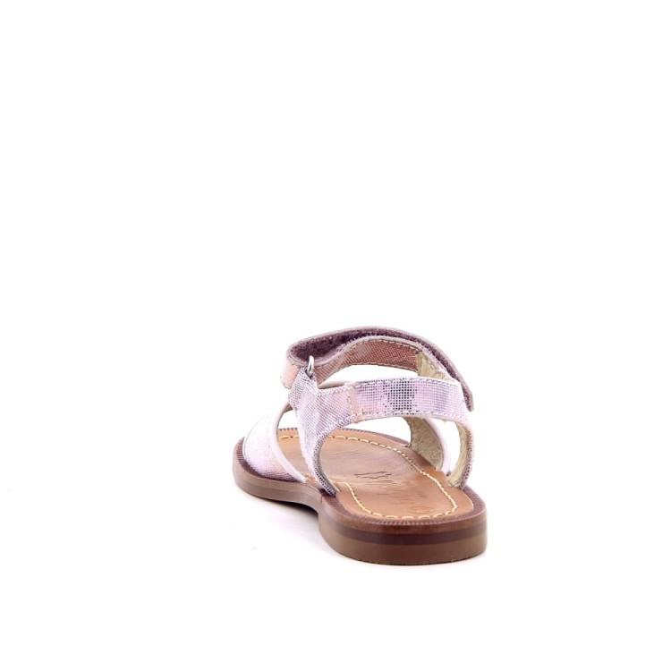 Beberlis kinderschoenen sandaal rose 194181
