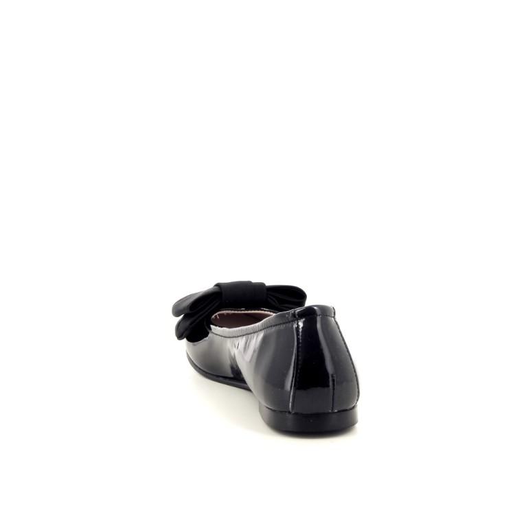 Beberlis kinderschoenen ballerina zwart 189299