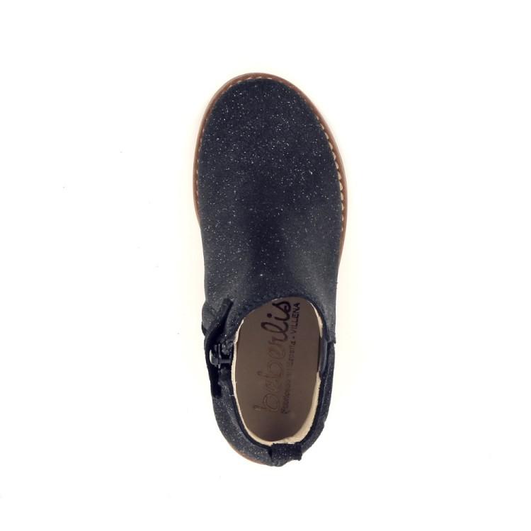 Beberlis kinderschoenen boots zwart 189351