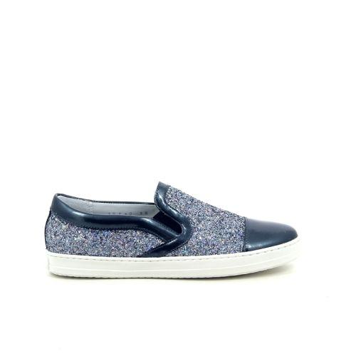 Beberlis koppelverkoop sneaker blauw 171139
