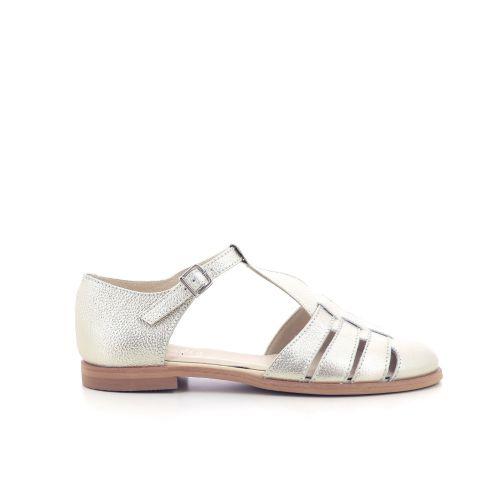 Beberlis  ballerina platino 204784