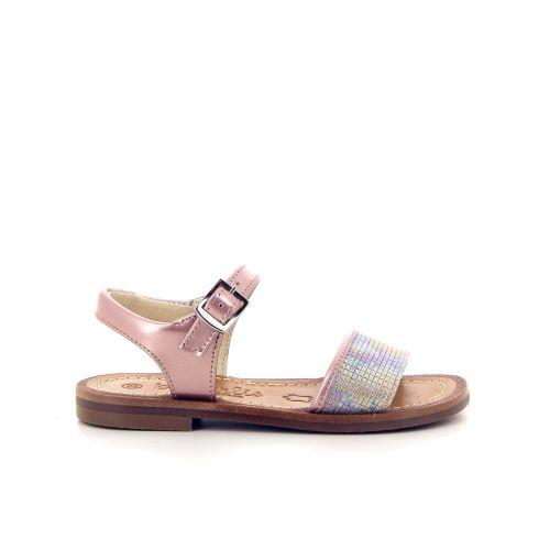 Beberlis solden sandaal blauw 183700