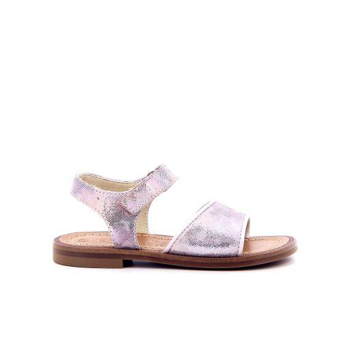 Beberlis solden sandaal goud 194180