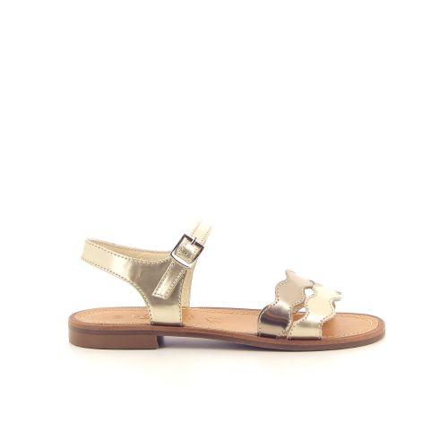 Beberlis solden sandaal platino 183705