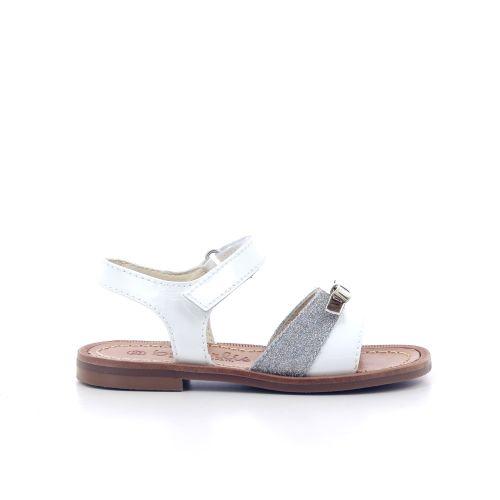 Beberlis  sandaal wit 204756