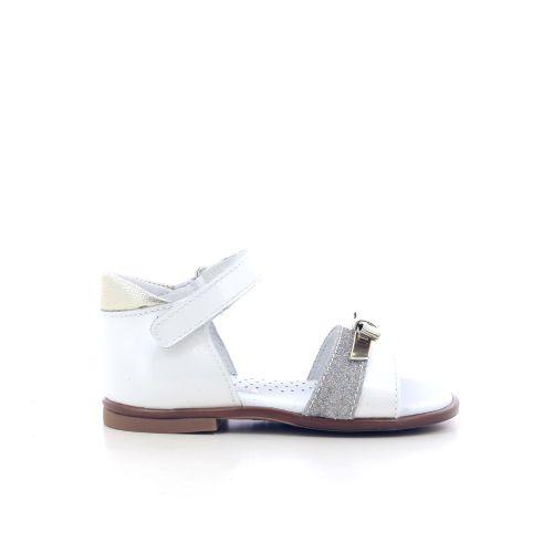 Beberlis  sandaal wit 204770