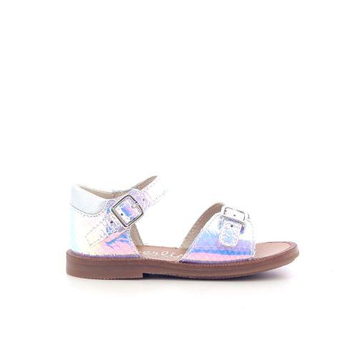 Beberlis  sandaal zilver 213550