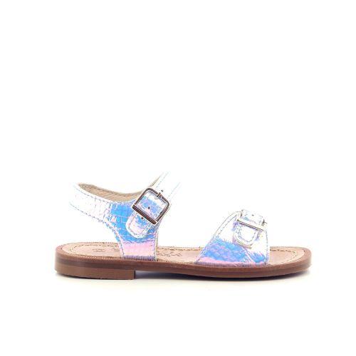 Beberlis  sandaal zilver 213560