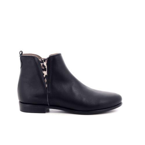 Beberlis  boots zwart 199904