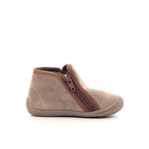 Bellamy  pantoffel camelbeige 218456